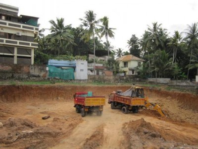 Status of work at Cordial Adithya -Oct 2014